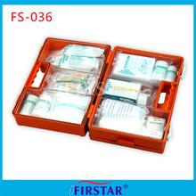survival bag portable air splint kit
