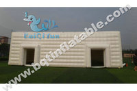 PVC low price inflatable marquee medical tent