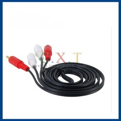 1.5 m 2 RCA to 2 RCA Cable Stereo audio/video cable