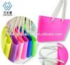 2015 Fashion Cheap Designer soft Silicone Candy Bag Handbag Women Tote Wristlet Shop