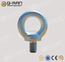 Directly From Factory Forged Zinc Plated DIN580 Eye Bolt Supplier