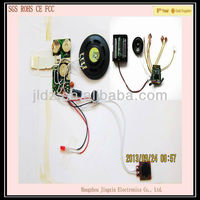 programmable led flash music chip for jewelry talking stuffed animals promotional