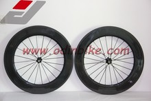bmx wheel 700C 88mm clincher carbon basalt brake wheelset road bike wheels