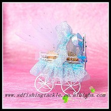 Candy Box pink or blue ,Baby birth party &celebration ACRYLIC gifts packing