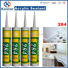 Acrylic Latex Caulks and Sealants
