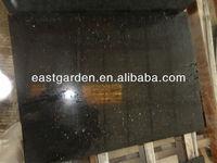 Black Galaxy/ black star grainte tiles