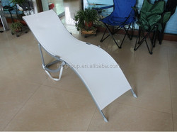 Summer New S lying bed folding beach bed