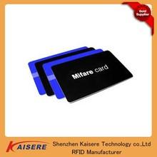 PVC embossed/engrave laser Rfid System in card