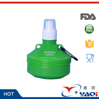 Reliable Factory EU Standard BPA Free Health Material Water Bottle Collapsible