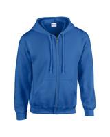 Clothing manufacturer custom high quality hoodies plus size zipper hoodie