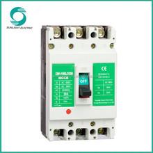 XM1 rating up to 600amp motorized molded case circuit breaker mccb