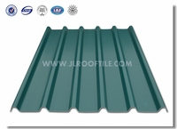 3 layers PVC roof sheet for roof