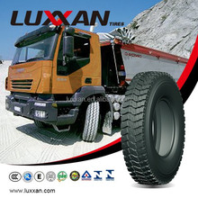 2015 wholesale used semi truck tires LUXXAN Brand