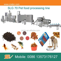 Automatic floating fish feed machinery maker