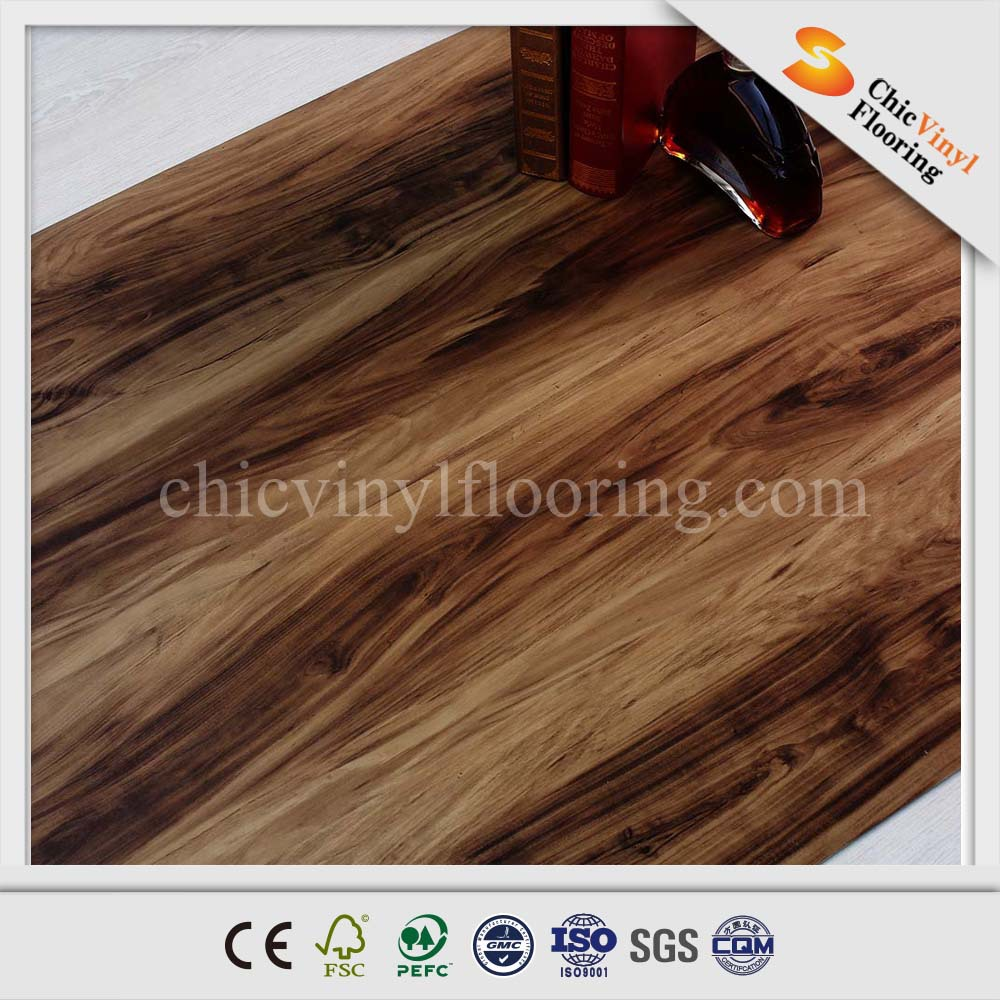 Low price waterproof interlocking pvc vinyl flooring plank for Interlocking laminate flooring