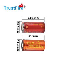 IMR 18350 batteries without PCB 3.7v 900mah li-ion battery from China suppliers