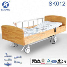 SK012 Electric Home Care Nursing Bed,Hospital White Bed Sheets