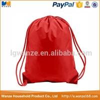 2015 new polyester bag/cotton drawstring bag/nonwoven shopping bag
