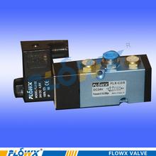 High quality branded corrosive fluids solenoid valve