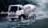 Chinese scania JAC Concrete Mixer Truck (Scania Technology)