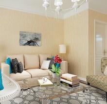 simple design 3D non-woven wallpaper for home decorative