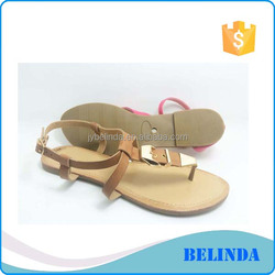 supermarket hot sale chinese shoes women sandals