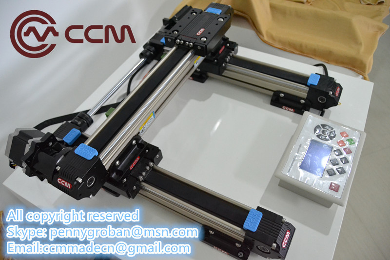 Ccm Precision Xy Table Linear Motion Stage Motorized Xyz