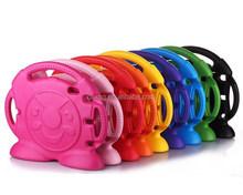 New Cartoon Children Kids Friendly Safe Soft EVA Foam Handle Cover Case For Ipad mini 1/2/3