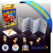 plastic game figures