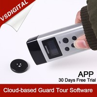 High quality oled screen guard tour patrol system