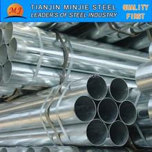 zinc coated galvanized pipe schedule 40