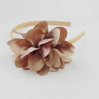 knitted wool elastic crochet headband ribbon for pvc bag