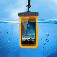 WaterProof Diving Bags Outdoor WaterProof Pouch Below 4.8 inches Mobile Phone Case For iphone 6 5s 5g 4s 4g samsung with Armlet