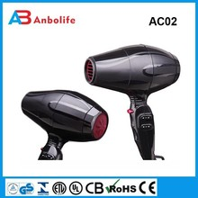 AC motor cordless wireless Professional Hair Dryer