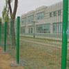 2015 hot sale Professional galvanized/PVC coated Welded Wire Mesh Fence