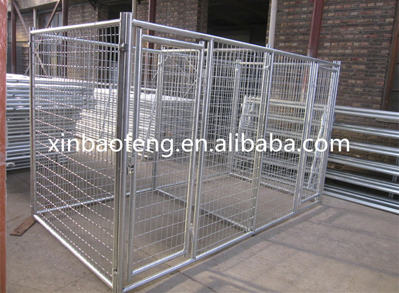 stainless steel dog cage IN-M126
