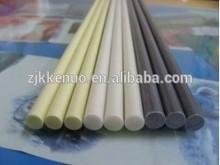 China material virgen uhmwpe caña de pescar / UHMW-PEplastic palillo plástico de ingeniería