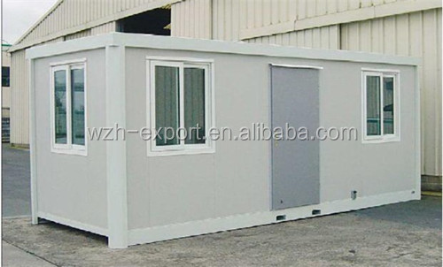 Made in China container house prices stable flat pack container house  500 x 302