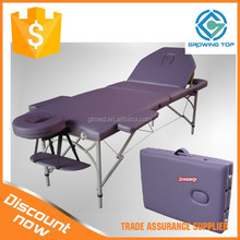 Cheap light massage table,massage bed