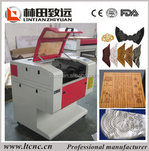 With rotary for glass bottle engraving/glass laser engraving machine
