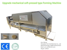 JC-SMC646 Different packing form hard candy lollipop making machine