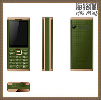 low cost cheap price CDMA 800mhz mobile phone 2.4inch G+G+C network 3 SIM cards