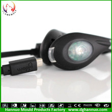 Super bright LEDs color changing led night light / shoe safety clip for night running (Accept OEM)