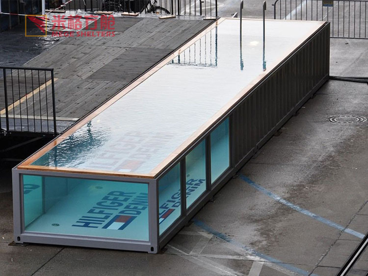shipping container pools joy studio design gallery best design. Black Bedroom Furniture Sets. Home Design Ideas