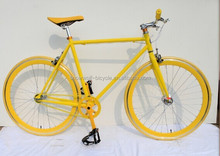 2014 Popular high quality 700c bike fixed gear bicycle for sale