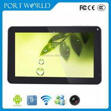 Cheapest! 9inch Allwinner A23 tablet PC Dual Camera 512MB RAM 8GB ROM with capacitive 5 points touch screen