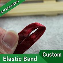 coloured elastic cord