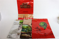 OEM order good quality gift packing bags flat bottom ziplock style