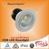 CE RoHS SAA approval Epistar cob led downlight 10w 75mm/92mm cut out