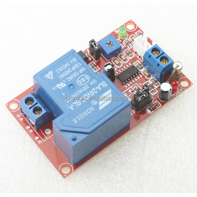 Relay Cards - 24V - Relay board, usb relay and ethernet relay